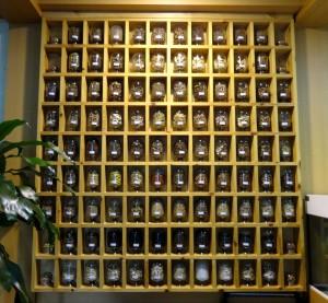 キム先生の漢方材料棚